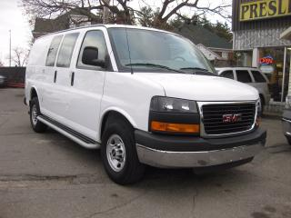 Used 2016 GMC Savana 2500 Running boards, Step Bumper, Partition,Led Lights for sale in Ottawa, ON