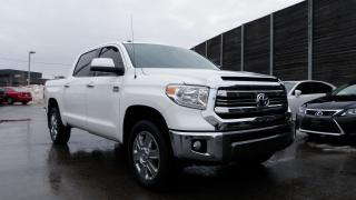 Used 2016 Toyota Tundra 1794 4X4 Platinum for sale in Toronto, ON
