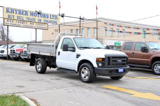 Used 2008 Ford F-350 9FT DUMP TRUCK for sale in Brampton, ON