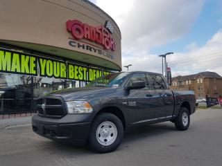 Used 2017 RAM 1500 ST HEMI CREW CAB HITCH 3.92 GEAR for sale in Scarborough, ON