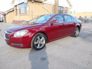 Used 2009 Chevrolet Malibu 2LT 2.4L Automatic Loaded Certified ONLY 109,000Km for sale in Etobicoke, ON