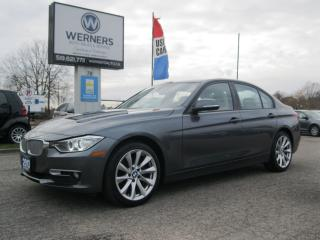 Used 2013 BMW 320i xDrive for sale in Cambridge, ON