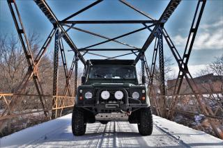 Used 2000 Land Rover Defender C110 for sale in Estevan, SK