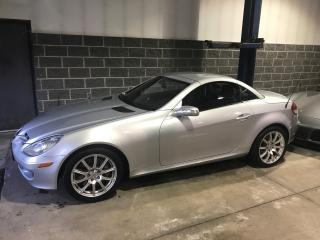 Used 2005 Mercedes-Benz SLK350 3.5L for sale in Niagara Falls, ON