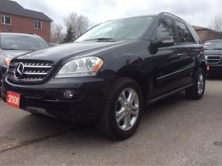 Used 2008 Mercedes-Benz ML 320 3.0L CDI for sale in Scarborough, ON