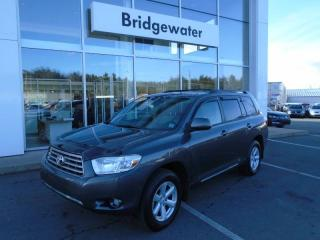 Used 2010 Toyota Highlander for sale in Hebbville, NS