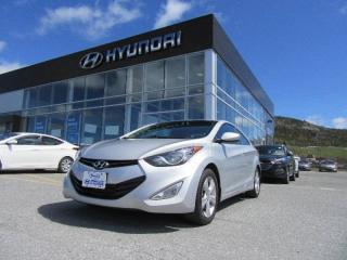Used 2013 Hyundai Elantra Coupe for sale in Corner Brook, NL
