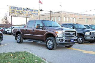 Used 2012 Ford F-250 XLT for sale in Brampton, ON