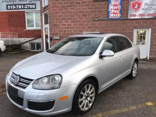 Used 2006 Volkswagen Jetta 2.0T/ONE OWNER/NO ACCIDENT/SAFETY/WARRANTY for sale in Cambridge, ON