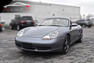 Used 2001 Porsche Boxster S for sale in North York, ON