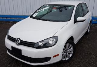 Used 2013 Volkswagen Golf Trendline *HEATED SEATS* for sale in Kitchener, ON