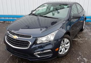 Used 2015 Chevrolet Cruze LS *6-SPEED* for sale in Kitchener, ON