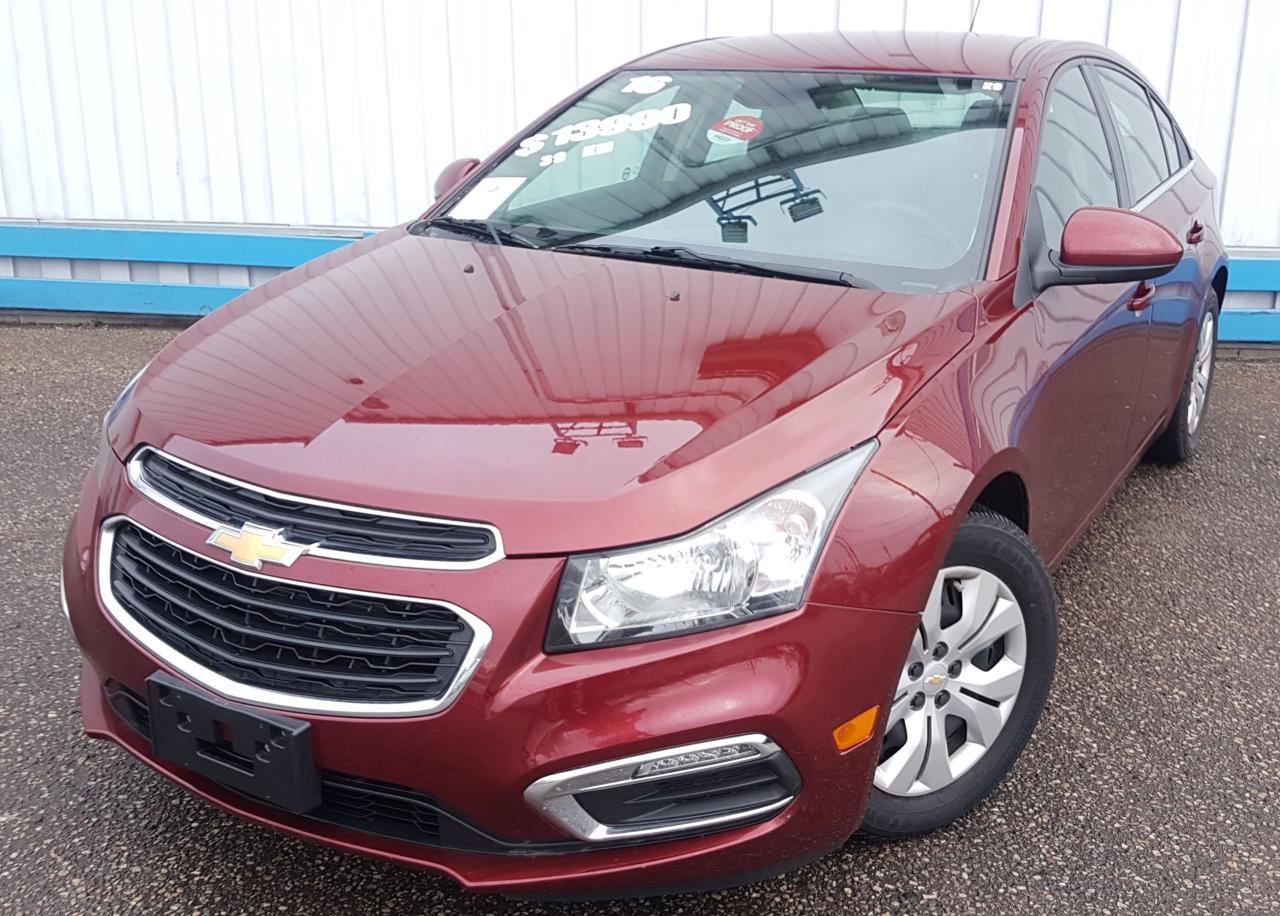 2016 Chevrolet Cruze LT *BLUETOOTH*
