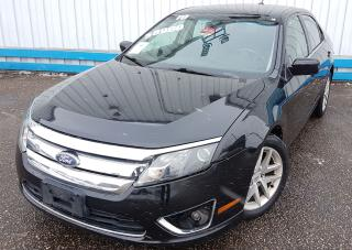 Used 2010 Ford Fusion SEL *LEATHER-HEATED SEATS* for sale in Kitchener, ON