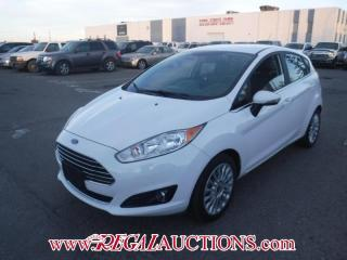 Used 2015 Ford FIESTA TITANIUM 5D HATCHBACK 1.6L for sale in Calgary, AB