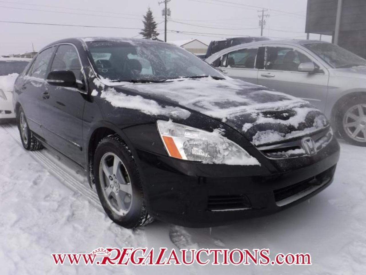 Photo of Black 2006 Honda Accord