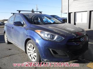 Used 2013 Hyundai ELANTRA  5D HATCHBACK 6SP for sale in Calgary, AB