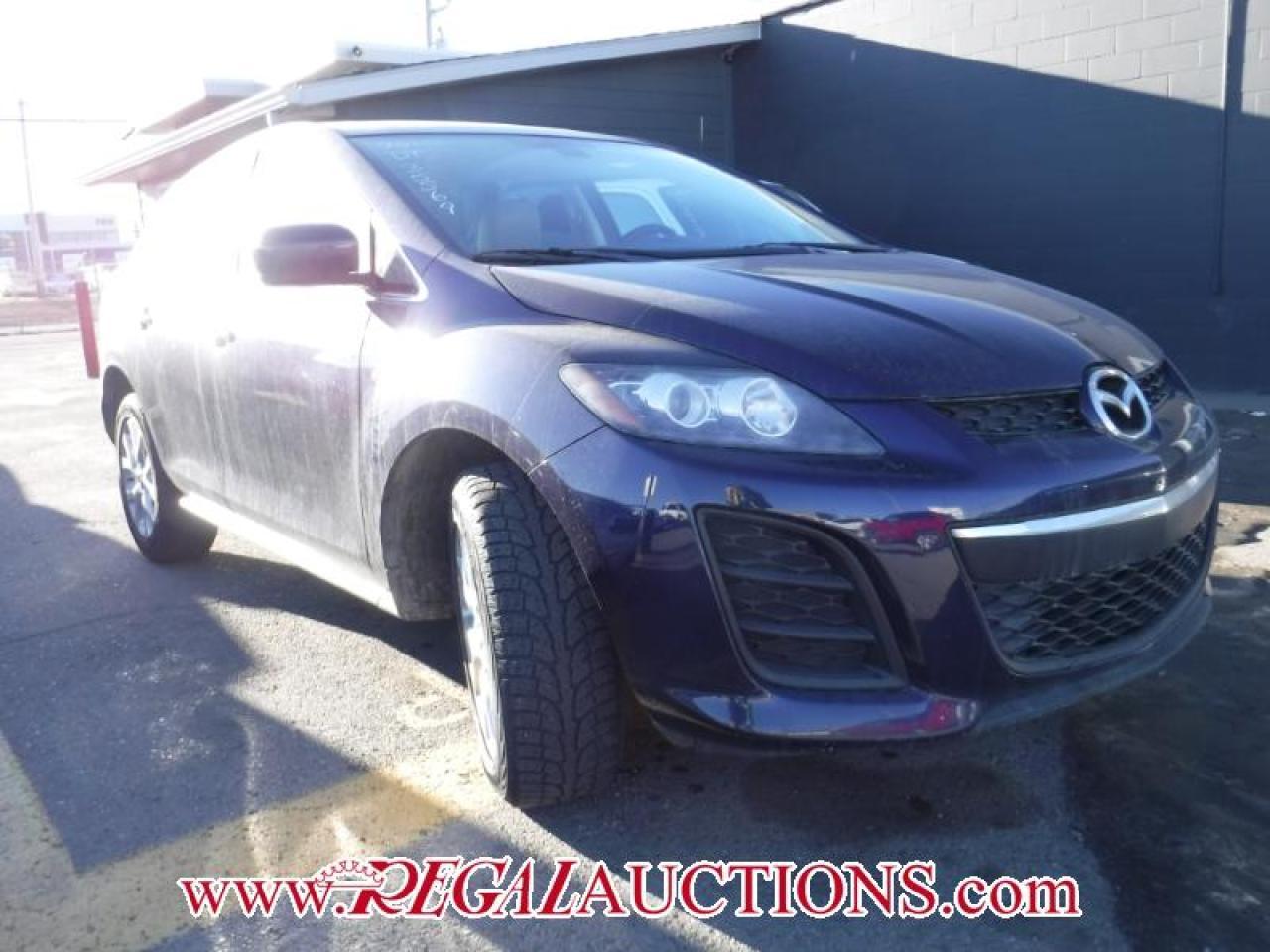 Photo of Blue 2010 Mazda CX-7  4D UTILITY FWD