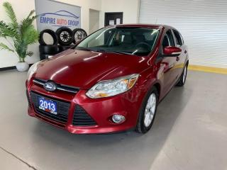 Used 2013 Ford Focus for sale in London, ON