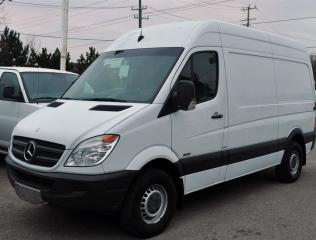 Used 2013 Mercedes-Benz Sprinter High Roof Diesel Van for sale in Aurora, ON