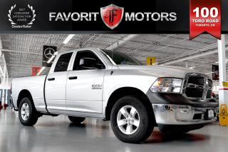 Used 2014 Dodge Ram 1500 ST Quad Cab 4X4 | PWR WINDOWS | CRUISE CONTROL for sale in North York, ON