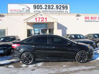 Used 2014 Ford Focus SE, Leather, Sunroof, WE APPROVE ALL CREDIT for sale in Mississauga, ON