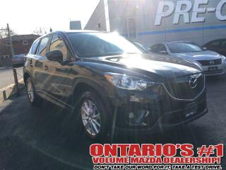 Used 2014 Mazda CX-5 GS for sale in North York, ON
