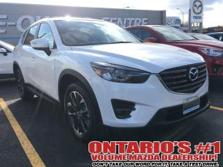 Used 2016 Mazda CX-5 GT AWD/LEATHER/SUNROOF, NAV, REVERSE CAM-TORONT0 for sale in North York, ON