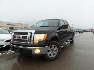 Used 2010 Ford F-150 LARIAT 5.4L V8 4WD for sale in Midland, ON