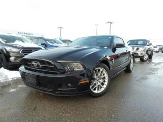 Used 2013 Ford Mustang 3.7L V6  Ti-VCT RWD for sale in Midland, ON