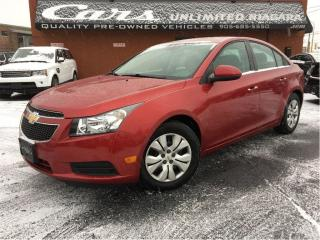 Used 2014 Chevrolet Cruze 1LT | 6 SPD MANUAL | CAMERA | BLUETOOTH ... for sale in St Catharines, ON