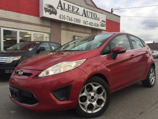 Used 2011 Ford Fiesta SES,  Heated Seats, Bluetooth for sale in North York, ON