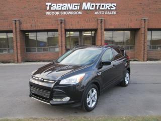 Used 2014 Ford Escape SE NAVIGATION BACK-UP CAMERA HEATED SEATS for sale in Mississauga, ON