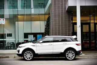 Used 2016 Land Rover Evoque HSE for sale in Burnaby, BC