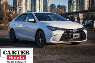 Used 2015 Toyota Camry XSE V6 + NAVI + BSM + ALLOYS + LOCAL! for sale in Vancouver, BC