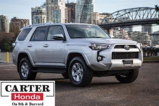 Used 2014 Toyota 4Runner SR5 V6 + NAVI + 7 SEATS + LEATHER + LOW KMS! for sale in Vancouver, BC