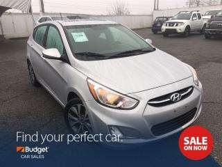 Used 2017 Hyundai Accent Power Sunroof, Alloy Wheels, Eco Mode for sale in Vancouver, BC