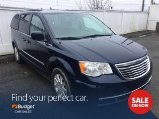 Used 2016 Chrysler Town & Country Touring Edition,Navigation, Bluetooth Streaming for sale in Vancouver, BC