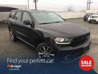 Used 2017 Dodge Durango GT All Wheel Drive, Entertainment Option for sale in Vancouver, BC