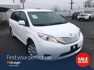 Used 2016 Toyota Sienna All Wheel Drive, Bluetooth, Super Clean for sale in Vancouver, BC