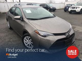 Used 2017 Toyota Corolla Well Proven, Low Kms, Bluetooth for sale in Vancouver, BC