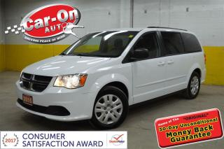 Used 2015 Dodge Grand Caravan SXT V6 STOW'N'GO for sale in Ottawa, ON