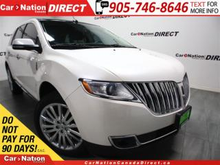 Used 2013 Lincoln MKX Base for sale in Burlington, ON