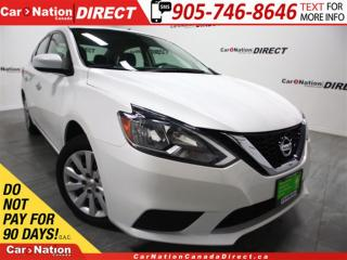 Used 2016 Nissan Sentra 1.8 S| WE WANT YOUR TRADE| OPEN SUNDAYS| for sale in Burlington, ON