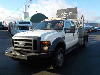 Used 2008 Ford F-450 SD Crew Cab 2WD Diesel dually Dump for sale in Burnaby, BC