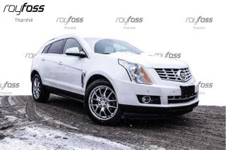 Used 2014 Cadillac SRX Premium Nav 20Chrome Whls Driver Aware Pkg for sale in Thornhill, ON