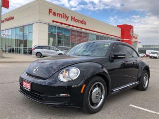 Used 2015 Volkswagen Beetle 1.8 TSI Comfortline for sale in Brampton, ON