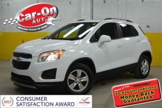 Used 2014 Chevrolet Trax 2LT TURBO LEATHER SUNROOF ONLY 36, 000 KM for sale in Ottawa, ON