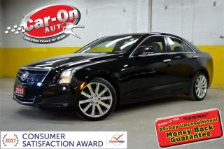 Used 2014 Cadillac ATS AWD 2.0 Turbo LUXURY REAR CAM for sale in Ottawa, ON