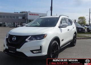 Used 2017 Nissan Rogue SV AWD CVT DEMO|STAR WAR|UNIQUE|LED|MOONROOF|BLACK for sale in Scarborough, ON